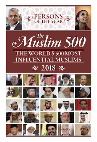 Buy the 2018 edition of The Muslim 500