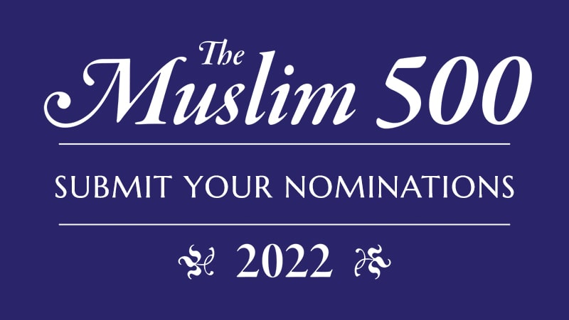 SUBMIT YOUR NOMINATIONS FOR THE 2022 EDITION